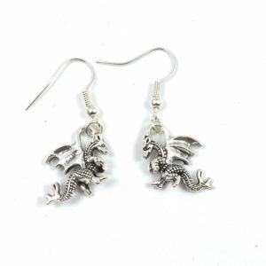 Dragon Earrings (small)