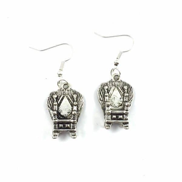 Iron Throne Earrings