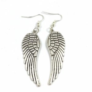 Wing Earrings (Large)