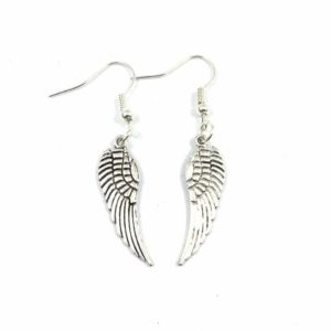 Wing Earrings (Medium)