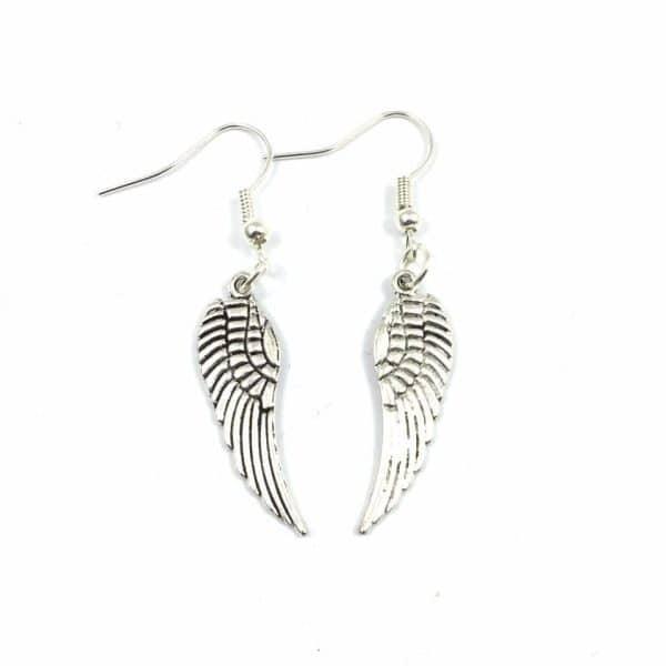 Wing Earrings (Medium)