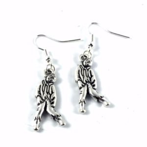 Zombie Earrings - Walking Dead