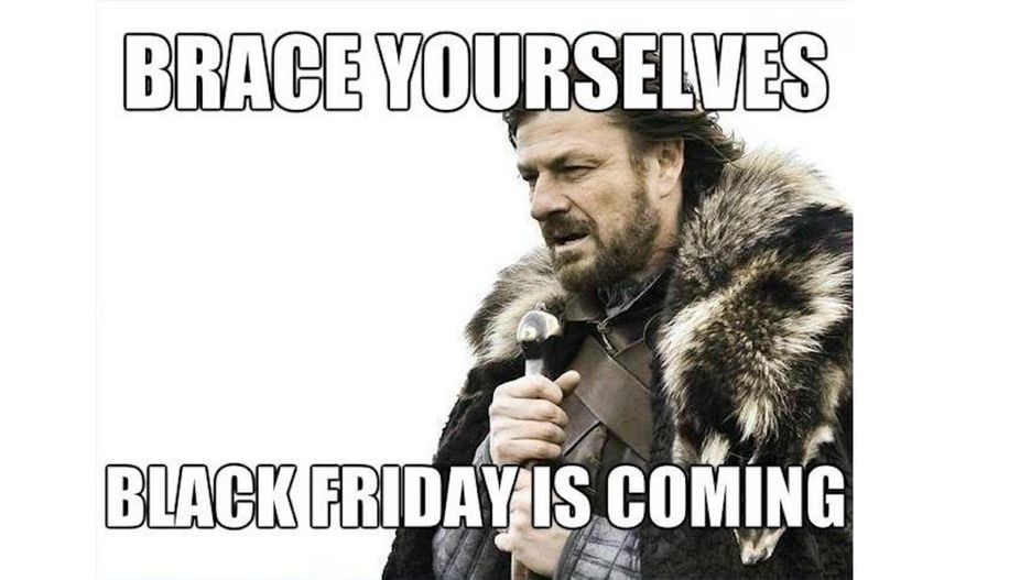 Black Friday…. Deal or no Deal??