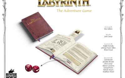 Announcing Jim Henson's Labyrinth – The Adventure Game